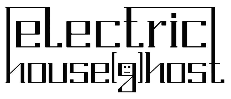 Electric House[g]host Logo