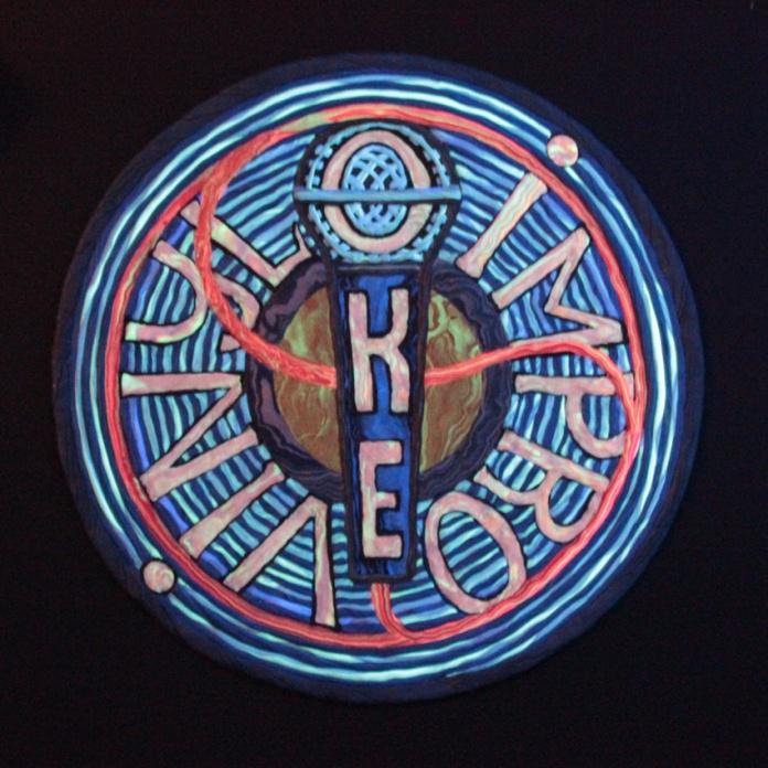 Improvinyloke - Knetplatte