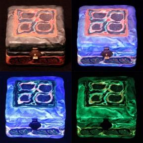Quadratische Box