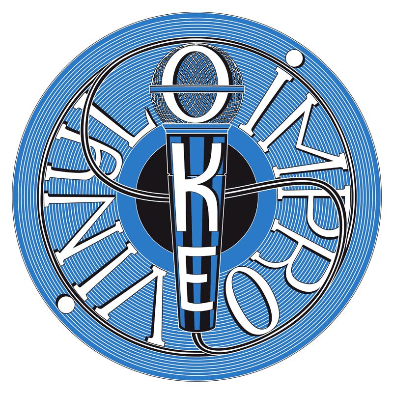 Improvinyloke Logo
