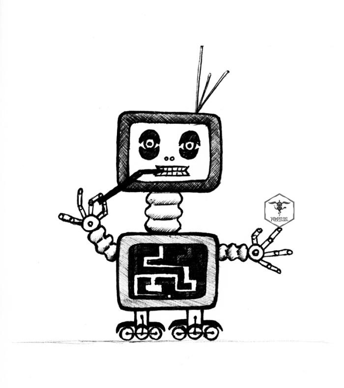 Robot-roll