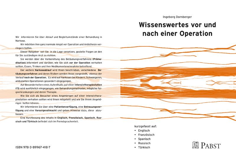 Titel-Ratgeber: Wissenswertes vor und nach einer Operation