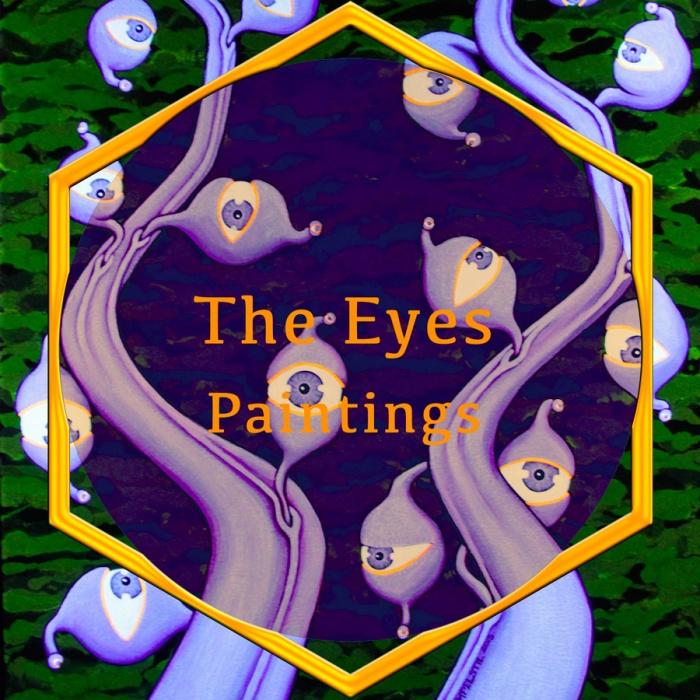 Rumpelstil - The Eyes-Paintings