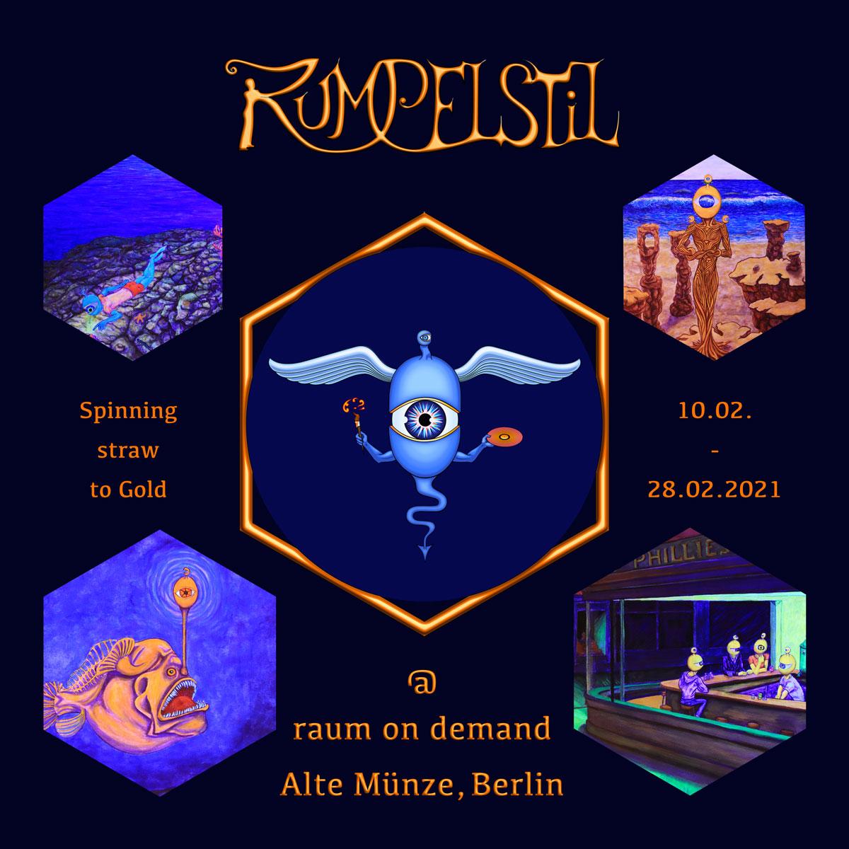 [Xb]_Rumpelstil @ raum on demand – AlteMünze
